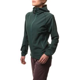 Houdini W's Motion Light Houdi Jacket gust green